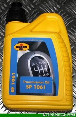KROON OLIE 75W-80 1 LITER SP 1061  PER STUK