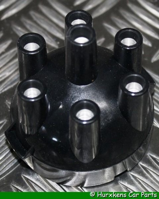 DISTRIBUTEUR KAP - 2.6L BENZINE - PUSH IN TYPE - 6 CILINDER   PER STUK