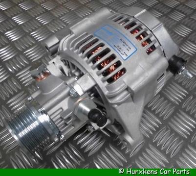 DYNAMO 120 AMP - TD5 - MET STUURPOMP  PER STUK