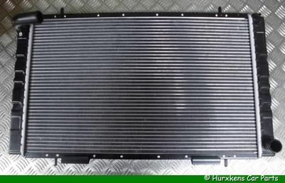 RADIATEUR MOTORKOELING 3.5 V8 ZONDER MOTOROLIEKOELER/LUCHTK.  PER STUK
