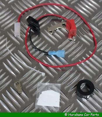 ELECTRONISCHE ONTSTEKING SET 6 CILINDER (NEGATIEF GEAARD)  PER SET