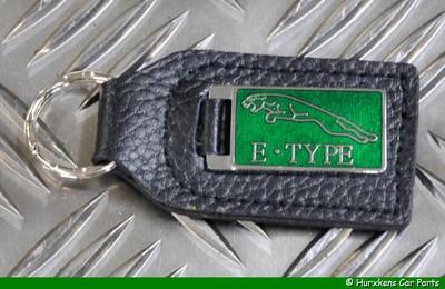 E-TYPE LEAPER SLEUTELHANGER