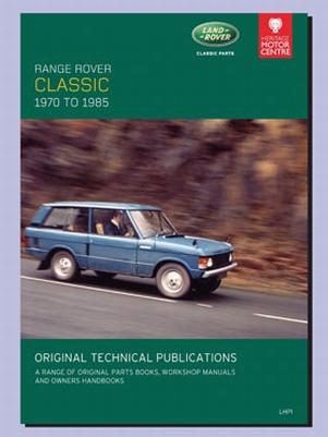 CD ORIGINELE TECHNISCHE PUBLICATIES CLASSIC