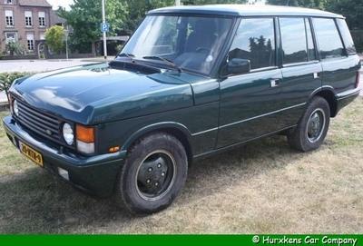 Range Rover Classic 300 tdi