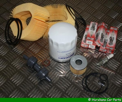 SERVICE KIT 3.5 CARB. PER SET