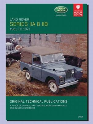 CD ORIGINELE TECHNISCHE PUBLICATIES SERIES 2A EN 2B