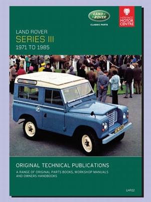 CD ORIGINELE TECHNISCHE PUBLICATIES SERIES 3