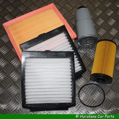 SERVICE KIT P38 2.5 DT B-TYPE OLIEFILTER