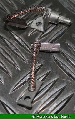 BORSTEL-WISSELSTROOMDYNAMO V8 A133/80 TYPE