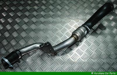 SLANG LINKS NAAR INTERKOELER 3.6 V8 DIESEL