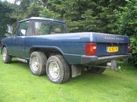 Range Rover 6-wieler