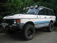 Range Rover Classic Softdash