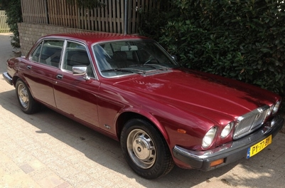 Jaguar XJ6 4.2 Series 3 Sovereign