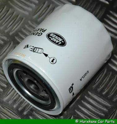 OLIEFILTER 200/300TDI / 2.25 / 2.5 EN V8 - LAND ROVER