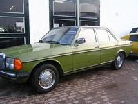 Mercedes 200 benzine