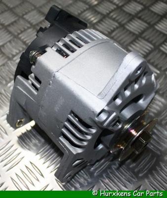 DYNAMO A133/80 AMP V8 L/R EFI BENZINEMOTOR