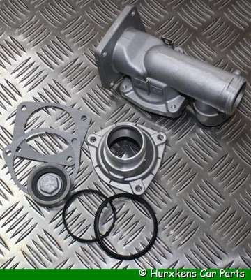 ALUMINIUM THERMOSTAATHUIS KIT V8 PER SET