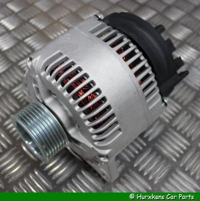 DYNAMO 2.5 TDI - 300 TDI A127/100 AMP. POELIE: 63 MM