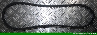 RIEM POLYVEE KOELVLOEISTOFPOMP - 3.5 V8 DUBBELE CARBURATEUR  PER STUK