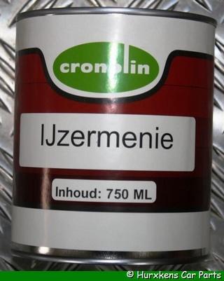 IJZERMENIE - CRONOLIN