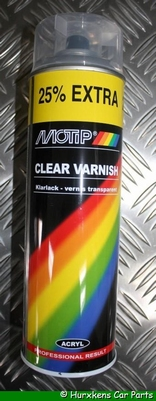 BLANKE LAK - MOTIP 500 ML
