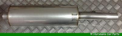 ACHTERDEMPER LINKS - RVS