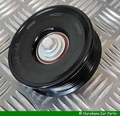 SPANROL V6 - IDLER PULLEY
