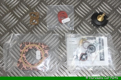 CARBURATEUR SERVICE KIT VOOR 1 SU HD6 CARBURATEUR