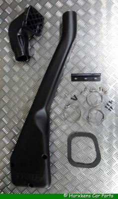 SNORKEL INCL. BEVESTIGINGSMATERIAAL 200 TDI/NA/TD DEFENDER PER STUK