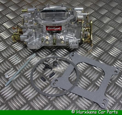 EDELBROCK CARBURATEUR V8