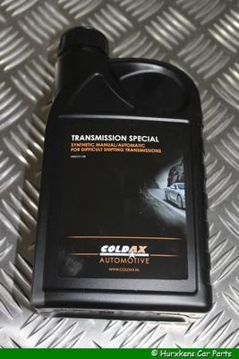 COLDAX 75W80 - 1 LITER PER STUK