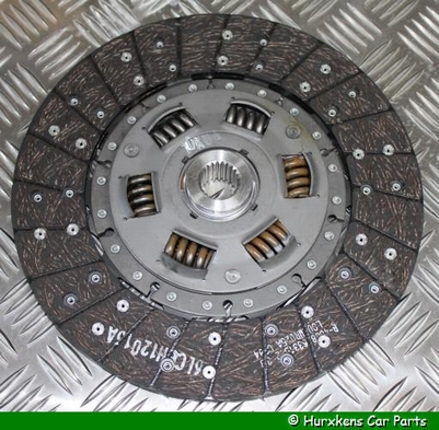 KOPPELINGSPLAAT 3.5 V8 5-GANG