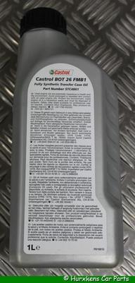 TUSSENBAK OLIE 3.0 TD6 / M62-B44 4.4 V8