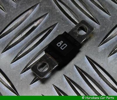 STROOMKRINGONDERBREKER - ZEKERING 80 A (80 AMPERE)