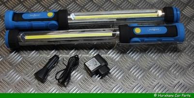WERK/MOTOR LAMP 10 WATT - DEELBAAR PER STUK
