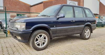 Range Rover P38 4.6 HSE Autobiography youngtimer LPG-G3