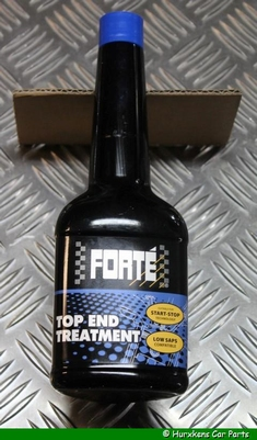 FORTÉ TOP END TREATMENT - 400 ML
