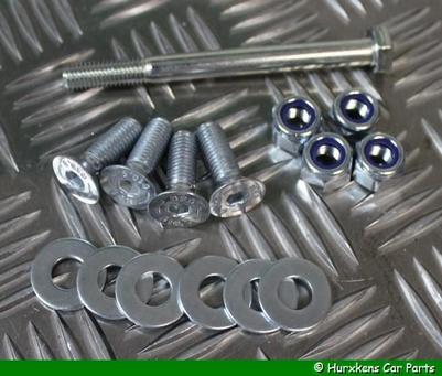 MONTAGE SET STUUR STANG / CARTERBESCHERMING DA5507-DA5507LHD PER STUK