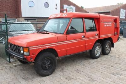 Land Rover Range Rover 3.5i V8 injectie - ex. brandweer