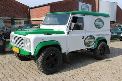 "Land Rover Defender 100"" Rally 5.0 V8 TVR"