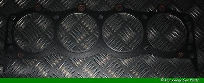 KOPPAKKING 3.9 V8 EFi COMPOSIET (14 GATEN, OOK LATERE P38) PER STUK